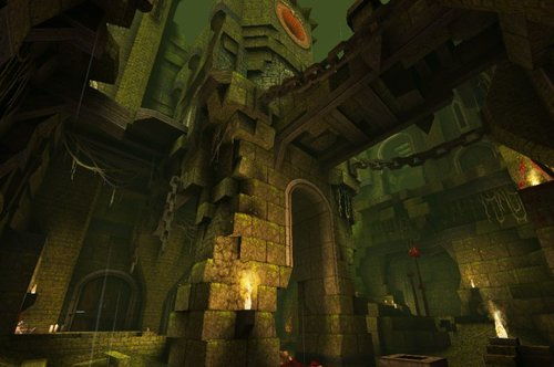 Quake modders just built the most intricate map in the game's 21