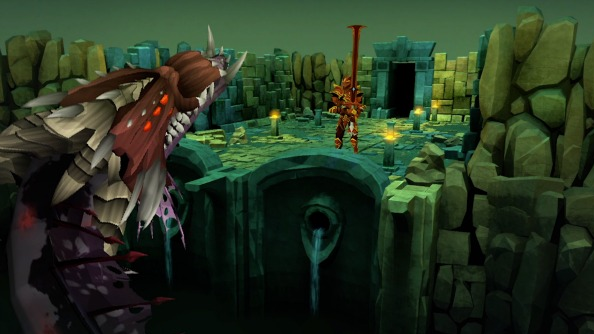 Runescape 3 launches with the Battle of Lumbridge event