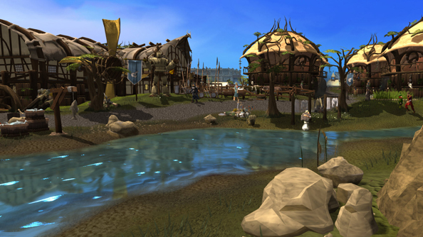 Free membership, plex: Runescape follows Eve and Wildstar with 'pay-through-play' bonds system