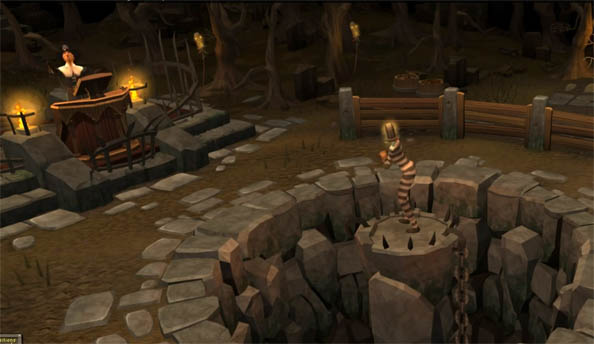 Runescape to start sending botters to new island for public executions