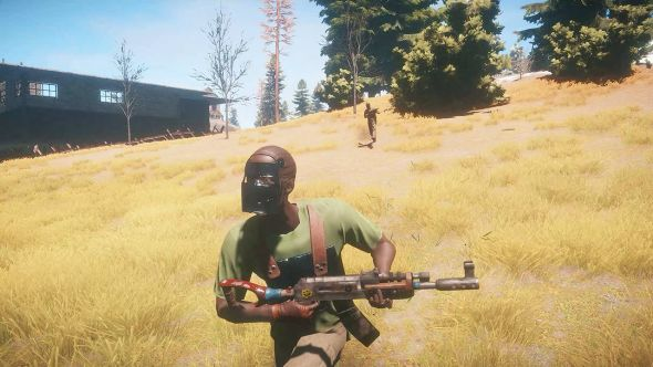 Rust's new progression currency is components, radiation is back, and much more