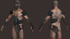 The height of fashion: Rusts mud-covered groins and tire armour | PCGamesN