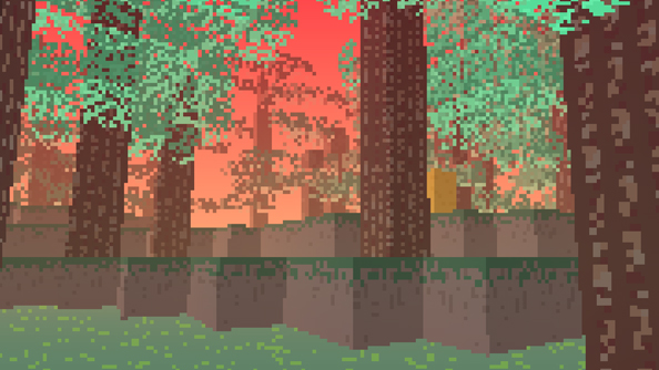 This clever album promo is a Proteus style, low-fi adventure
