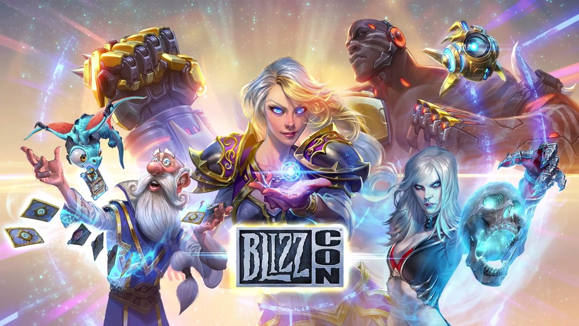 Win a virtual ticket to watch all the excitement of BlizzCon 2017 live on November 2-3!