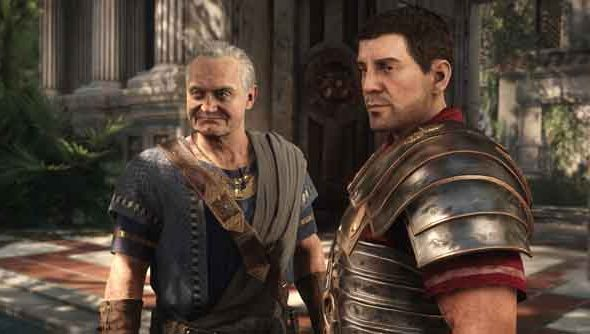 Ryse: what better use for high resolutions than smiles?