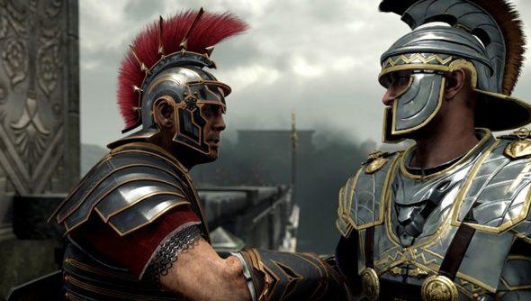 Ryse: Son of Rome, Spawn of Crytek.