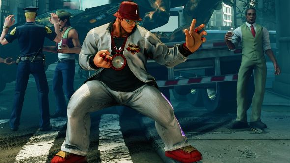 Ryu b-boy skin