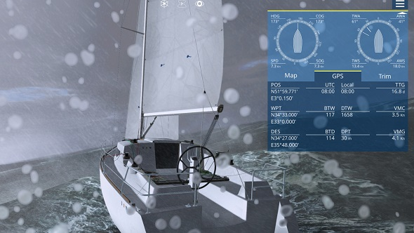 Free games: Set sail by winning a Steam key for realistic co-op sailing sim, Sailaway!