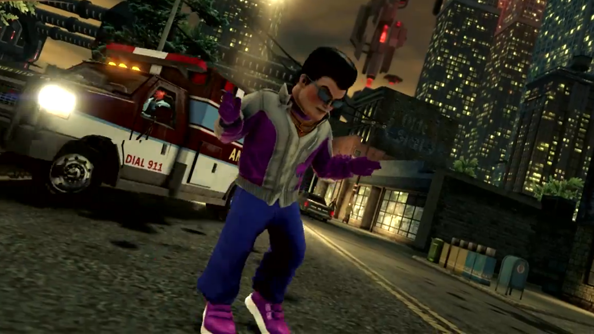 Saints Row IV's Inauguration Station lets you create a president today to defend tomorrow