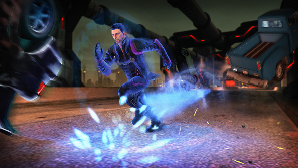 Hands on with Saints Row 4 PC