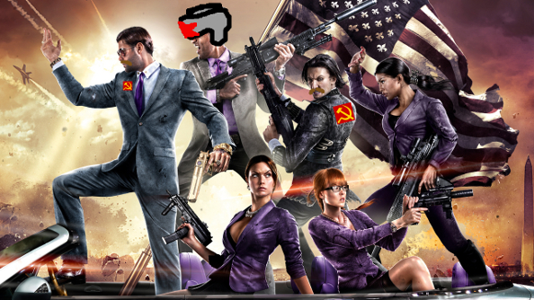 Saints Row IV and Company of Heroes 2 both free on Steam for the weekend