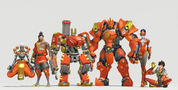 San Francisco Shock skins