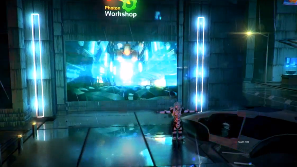 Satellite Reign footage shows gorgeous Blade Runner-esque world