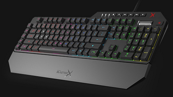 Creative's first ever keyboard and mouse take inspiration from the
