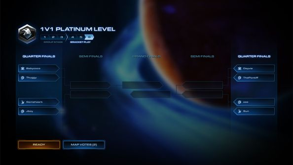 Legacy of the Void beta brings automated tournaments to StarCraft II