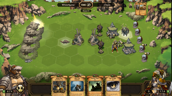 Mojang announce Scrolls release date and patch tweaks 28 cards