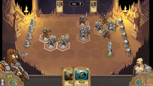 Mojang's Scrolls website relaunches, new trailer and screenshots inside