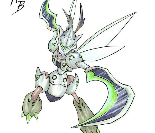 Scyther Genji
