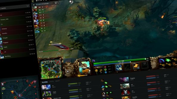 Dota 2 International Live Stream