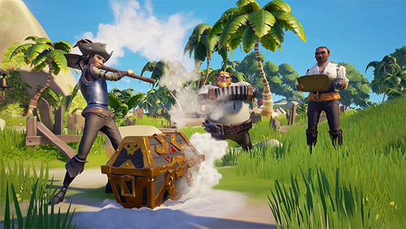 sea of thieves amd 18 3 3