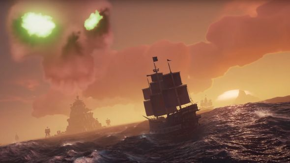 Sea of Thieves release date