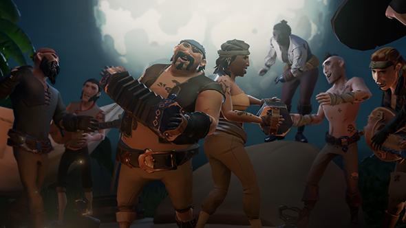 sea of thieves first pirate legend prod1gyx notmypiratelegend