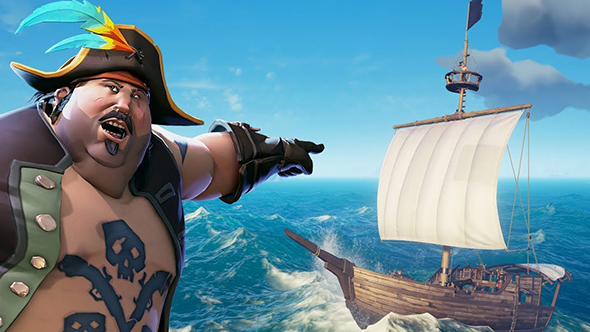sea of thieves patch size