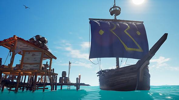 sea of thieves rare developer sails