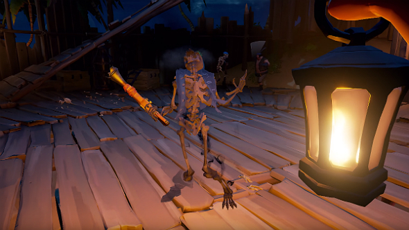 sea of thieves shadow skeletons