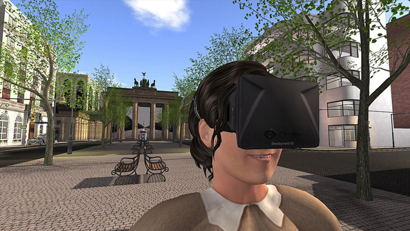 Second Life adds Oculus Rift support
