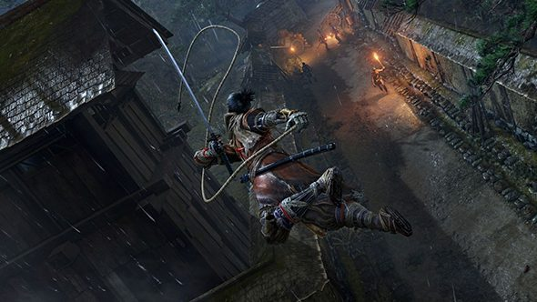 sekiro shadows die twice jump button