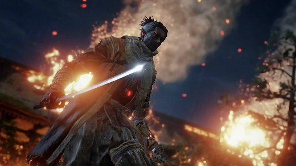 FromSoftware's new game is Sekiro: Shadows Die Twice, and it looks a