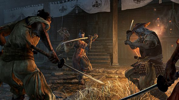 sekiro shadows die twice title