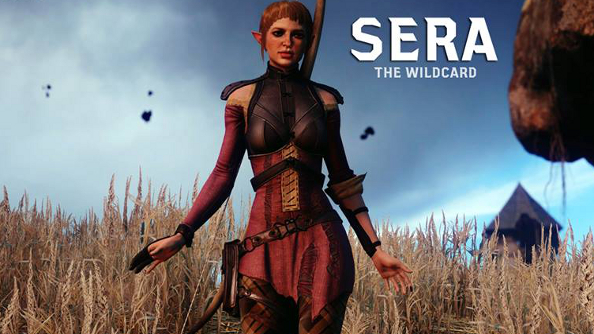 Sera is the only companion you need in Dragon Age: Inquisition