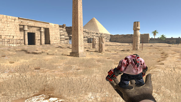 Serious Sam 3 is now on Steam Workshop, features Pet Scrapjack