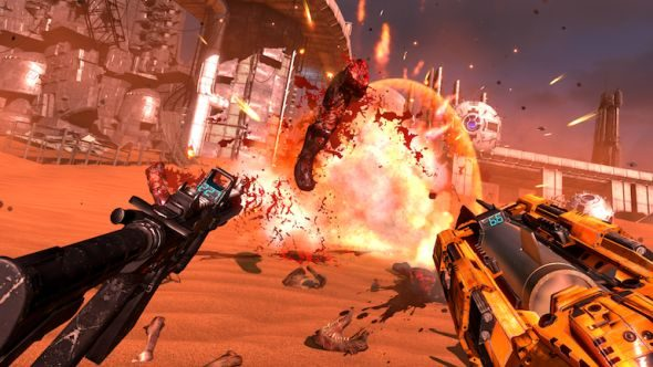 Serious Sam VR release date