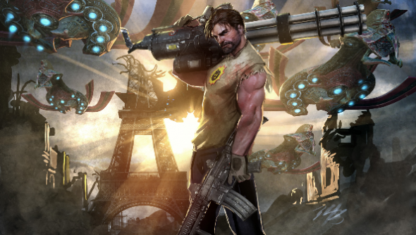 Serious Sam 4 out 2014