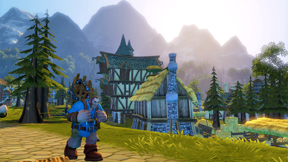 The Settlers: Kingdoms of Anteria is half city-builder, half co-op RPG