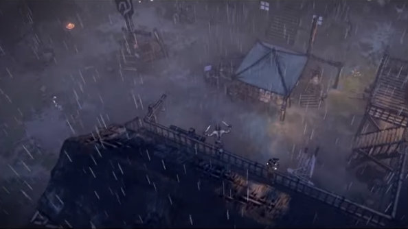 Ex-Witcher 3 devs' isometric, free-running RPG, Seven, gets dramatic first trailer