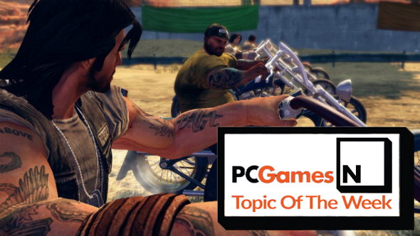 Topic of the Week Favourite Games
