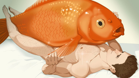 Having Sex With A Fish