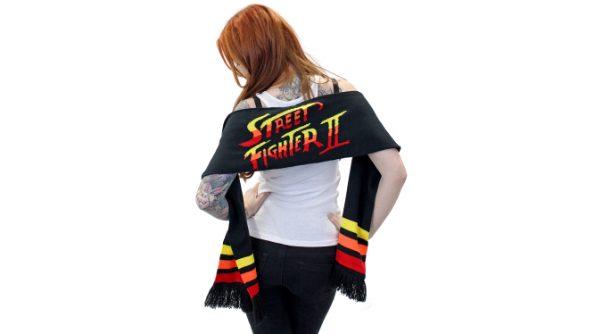 Street Fighter merch sale