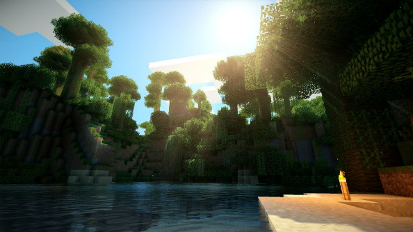 Minecraft shaders 12 of the best minecraft graphics mods for Minecraft shade template