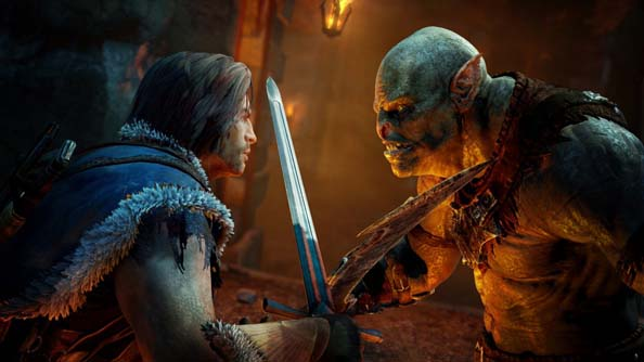 Shadow of Mordor: diary of an orc.