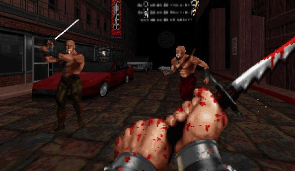 3D Realms' Shadow Warrior is now free forever on Steam