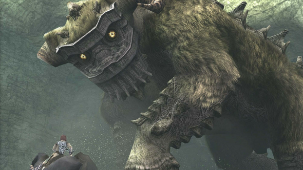 Sony files trademarks for Shadow of the Colossus and several other titles