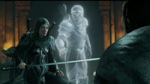 New Middle-earth: Shadow of War footage introduces the Blade of Galadriel