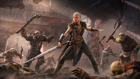 Middle-earth: Shadow of Mordor DLC