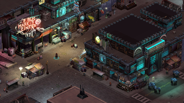 Shadowrun Returns Berlin campaign in the works, first patch released, and mod wiki launched