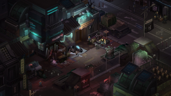 Shadowrun: Dragonfall - Director's Cut turns the expansion into a standalone next month